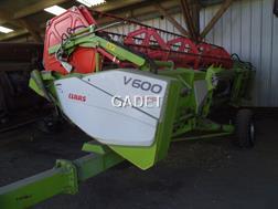 Claas V600