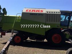 Claas Méga 370