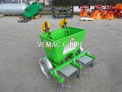 Divers Kartoffellegemaschine Kartoffelpflanzmaschine 2-re