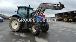 Fiches techniques de Tracteurs NEW HOLLAND