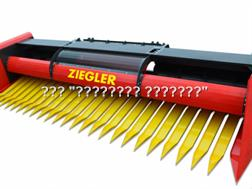 Ziegler Sunflower Champion Row Free SC600