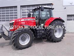 Massey Ferguson 7620 EXC DVT