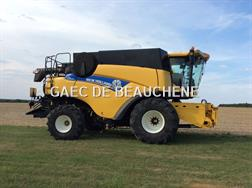 New Holland CR 8080