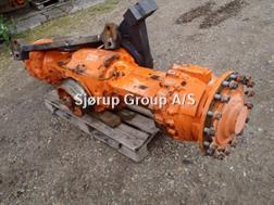 Doosan DL300 Bagaksel / Rear Axle