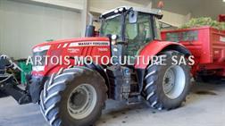 Massey Ferguson 7620 EFF D6