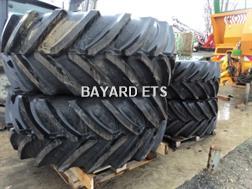 BKT 710/60R42 et 600/60R30