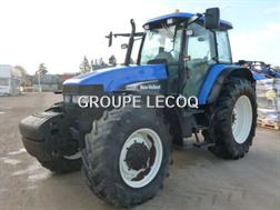 New Holland TM 155 SS