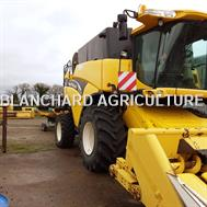 New Holland CX 860 FS