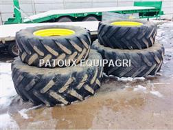 Michelin 580/70R38