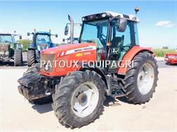 Agriculture Revue Technique Machinisme Agricole 100 Tracteur Massey Ferguson 3670 3680 3690 Équipements Professionnels