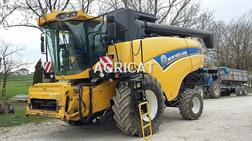 New Holland CX 6090 4X4 LAT
