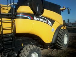New Holland cx 760