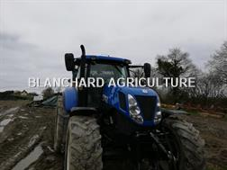 New Holland T7.220 POWER COMMAND SWII