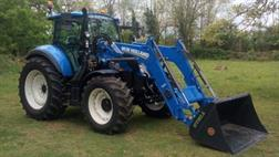 New Holland T5 120 EC