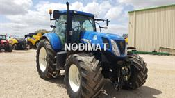 New Holland T7-260