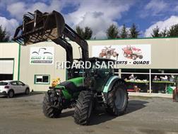 Deutz-Fahr Tracteur agricole Agrotronk430 Deutz-Fahr