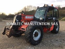 Manitou MLT 735-120 LSU Premium