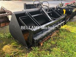 MX MAILLEUX Benne à Désiler BCA 210