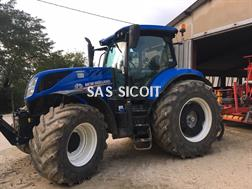 New Holland Tracteur agricole T7.260 New Holland