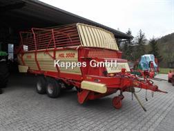Krone HSL 3502T