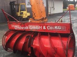 Schmidt Unimog - MB trac Schneefräse Schmidt VF3 ZL Frontz