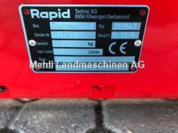 Rapid RS150 281947 Schneepflug