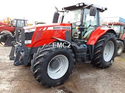 Massey Ferguson 7618 D 6 EFFICIENT