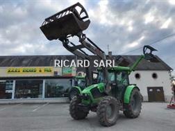 Deutz-Fahr Tracteur agricole 5115 Deutz-Fahr