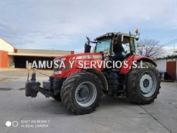 Massey Ferguson 7626 Dyna-6