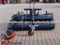 Saphir Kehrmaschine GKM 181