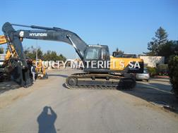 Hyundai heavy industries R320NLC-7