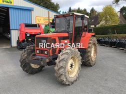 Same Tracteur agricole LASER90 Same