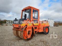 Bomag BW151AC-2 4 Wheel Combination