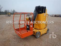JLG TOUCAN 861 Nacelle A Mat Droit Electric
