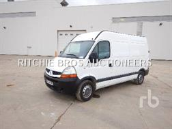 Renault MASTER 120 DCI Camion Fourgon