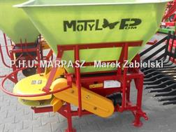 Divers Düngerstreuer Motyl/ Fertilizer spreader/ Rozsiewa