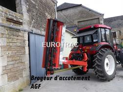 Boxer BROYEUR D'ACCOTEMENT AGF 160