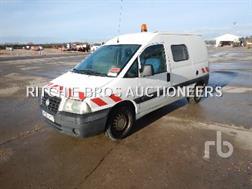 Fiat SCUDO 2.0 JTD Crew Cab