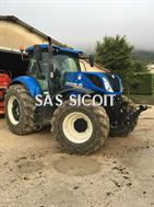 New Holland Tracteur agricole T7.260 AC New Holland