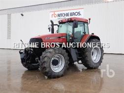 Case IH MX150 4WD Agricultural Tractor
