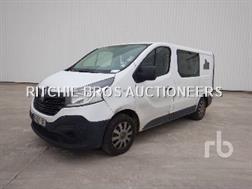 Renault TRAFFIC Crew Cab