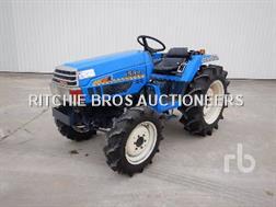 Iseki 257 4x4 Tracteur Utilitaire 4WD