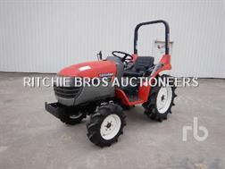 Yanmar AF16 4x4 Tracteur Utilise 4WD