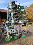Agronomic Bineuse Betterave 12 45 trace + caméra + moulinet