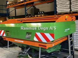 Amazone ZA-TS 3200 ISOBUS -- KAMPAGNE pris Kr. 136.000,-