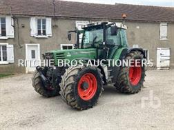 Fendt 515C 4WD Agricultural Tractor