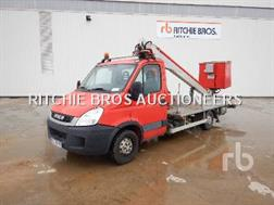 Iveco w/Multitel 160 Alu DS, 16m