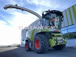 Claas JAGUAR 850 T4I 4 RM