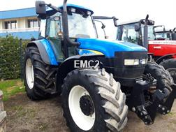 New Holland TM 155 RC