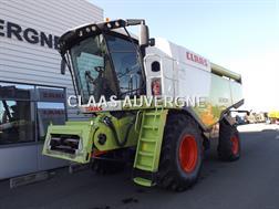 Claas LEXION 750 4RM & VARIO 750